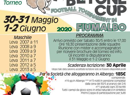 Sponsor e Testimonial ABETONE CUP 2020