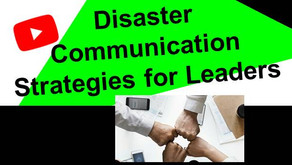 Mindful communications and disasters