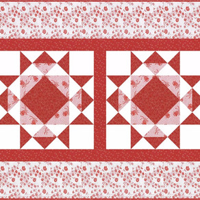 Free Coral Tree Bed Runner Pattern