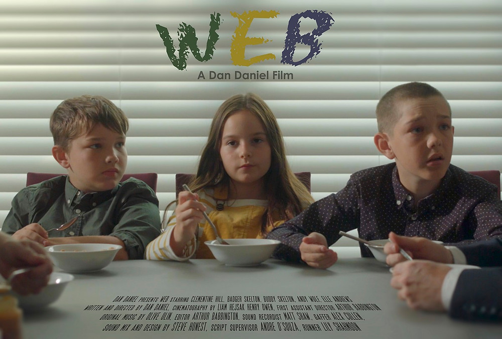 Web short film poster