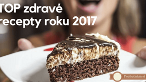 Top zdravé recepty roku 2017 od fitness Danči Hájkové