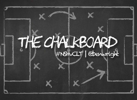 The Chalkboard: Nashville SC vs Charlotte Independence