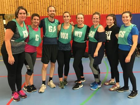 Netball in International Engelska Skolan - The Tale of Todd