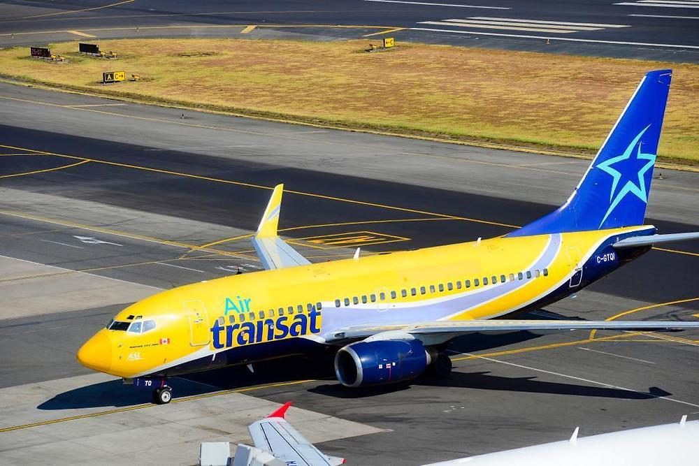 Boeing 737 Air Transat