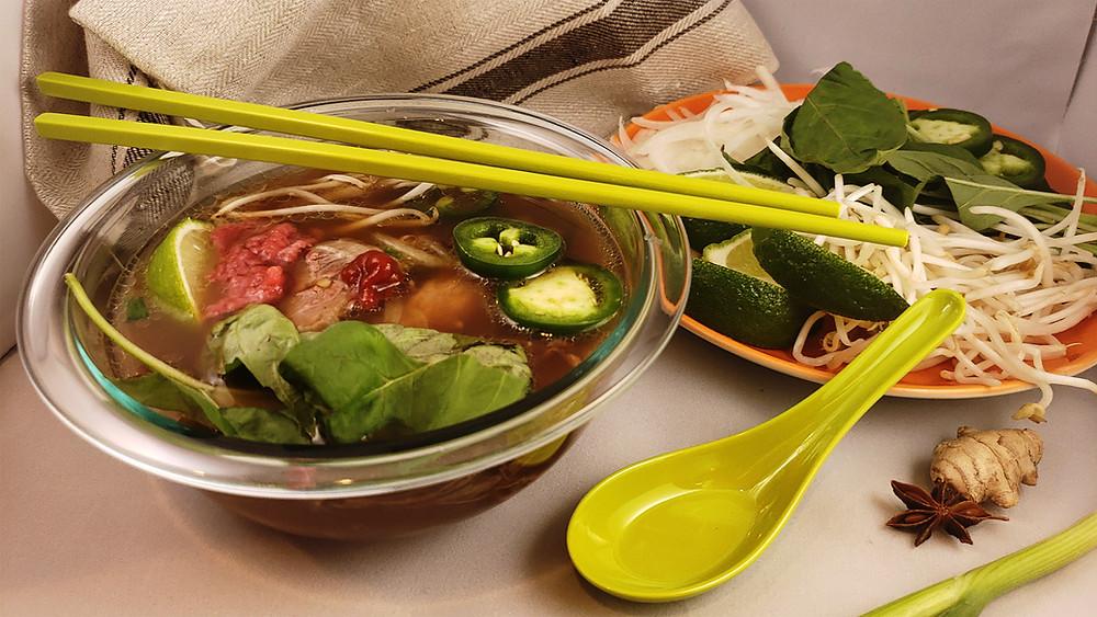 Keto Beef Pho Recipe