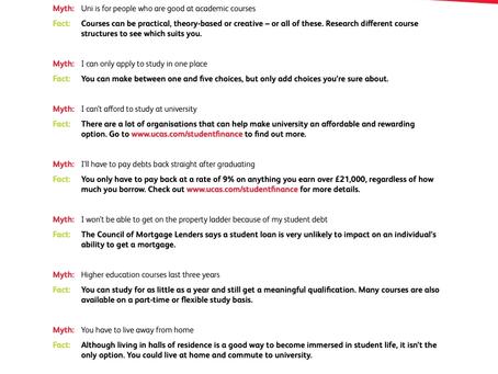 University Mythbusters