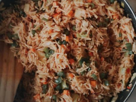 Basic Fried Rice Recipe!