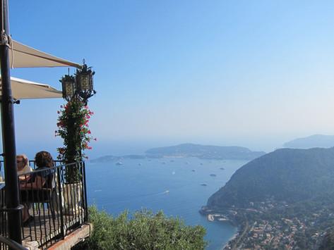 Eze - Rivieraens vakreste middelalderlandsby