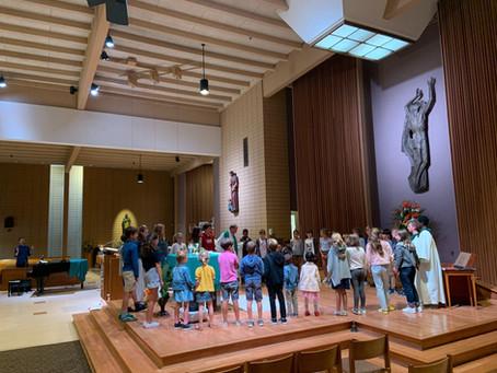 3º Dimanche de Pâques  Année Liturgique A