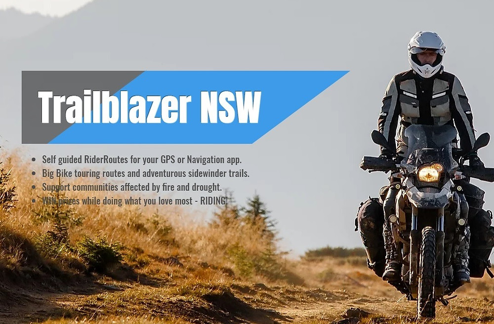 Join the NSW Trailblazer