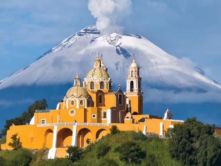 Atlixco, Puebla: la vista infinita del Popocatépetl