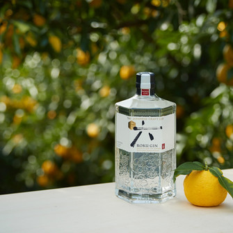 """Beam Suntory announces Roku as the exclusive Gin partner of the """"world's 50 best bars""""."""