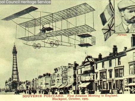 Blackpool Aviation Week 1909