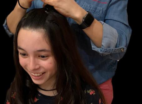 La importancia de cuidar el cabello de nuestras niñas