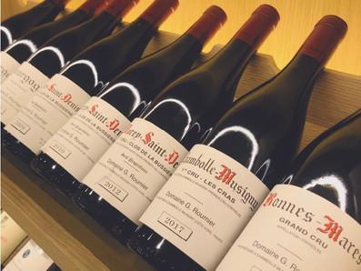 竄升的膜拜級酒莊Georges Roumier喬治胡米耶精選酒款現貨供應中