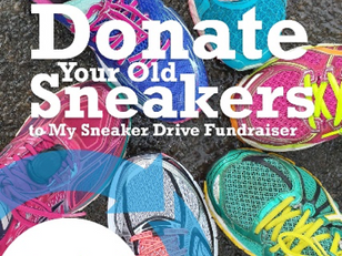 Got any sneakers you don't use anymore?