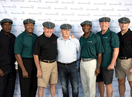 Alumni Association Sponsors Young Marines' inaugural R. Lee Ermey Memorial Golf Tournament