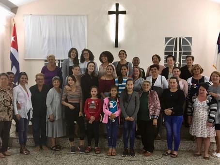 8. März Internationaler Frauentag Predigt in San Nicolas