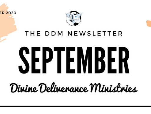 The DDM Newsletter Redesigned