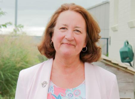 Education Director Kathy White Retires