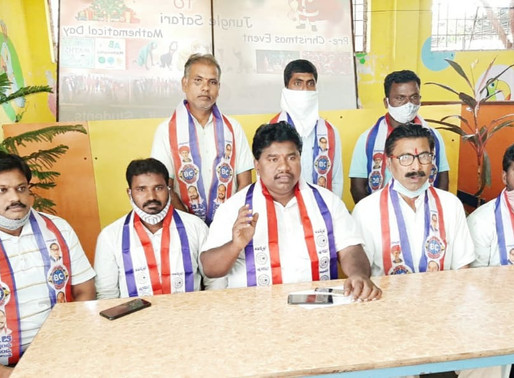 BC leaders fired against Devarkadra MLA for his derogatory remarks against media and woman