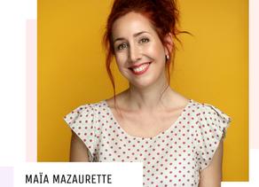 """La « sexpert"""", Maïa Mazaurette en 1, 2, 3 actus !"""