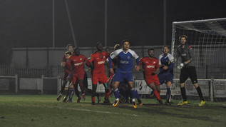 Match summary - win against Herne Bay (a)