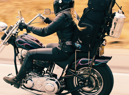 Your Life On Your Sissy Bar