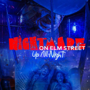 A Nightmare On Elm Street: Up All Night Review. Freddy's Home.