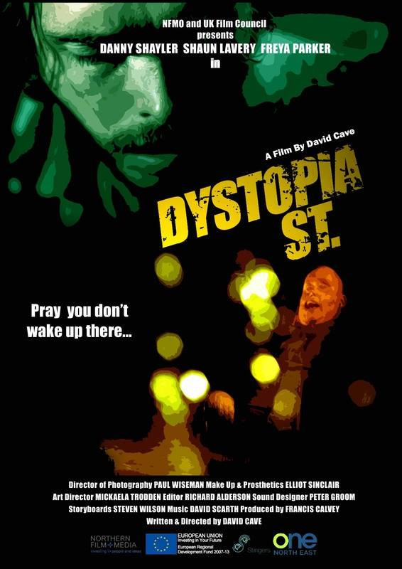 Dystopia St short movie poster