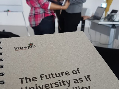 The future of university