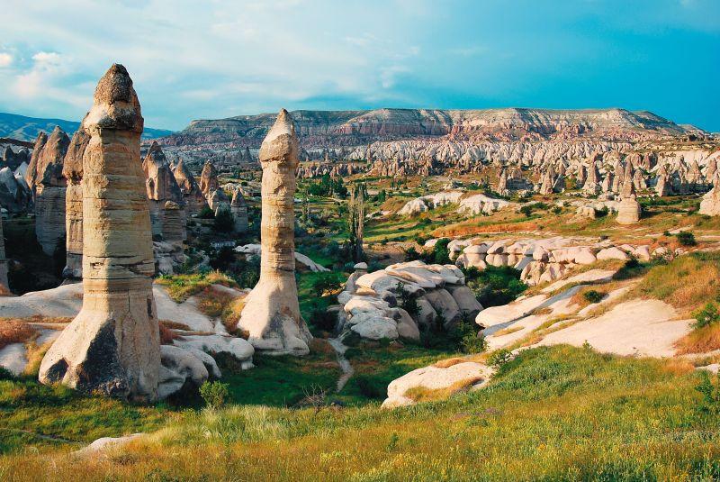 vallée de l'Amour en Turquie Goreme