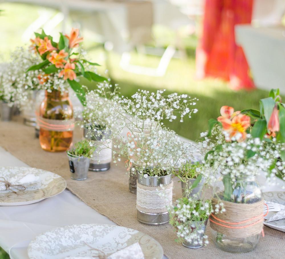 Hochzeitsdeko DIY Trend 2021