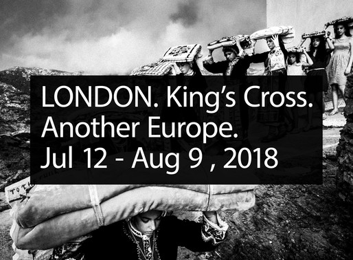 Representing Greece in London