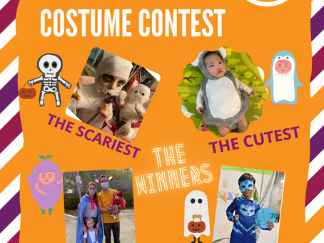 The Spooktacular Virtual Halloween Costume Contest