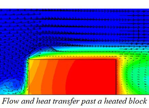 'Convection'…the most common heat transfer mode in CFD!