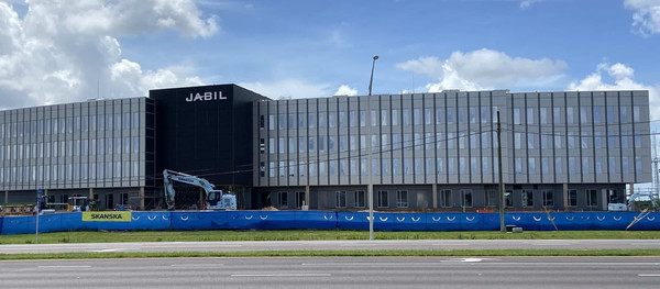 Jabil names new chief information officer