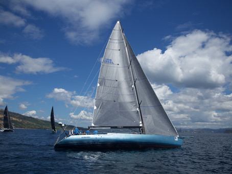 Line Honours for Antipodes, Overall IRC to Mandrake III