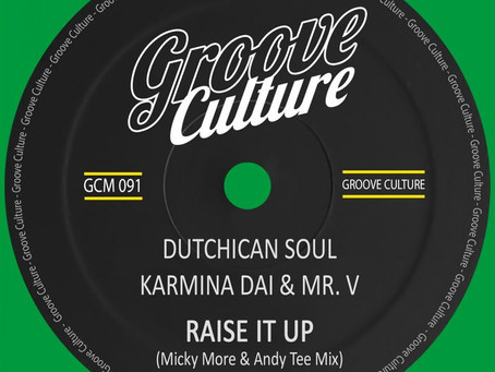 "Dutchican Soul + Karmina Dai and Mr. V - ""Raise It Up"""