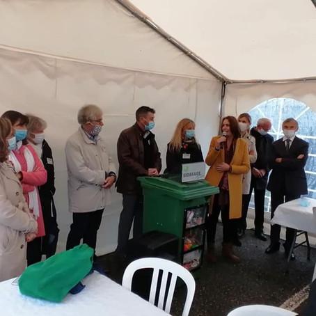 5ème édition du village du recyclage et de la valorisation