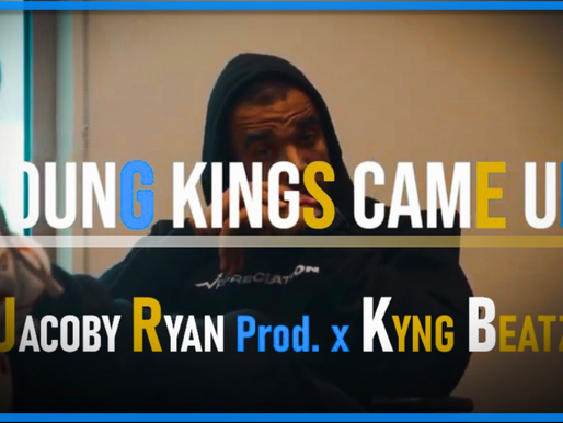 """Jacobi Ryan prod. by Kyng Beatz. """"Young Kings Came Up""""  Music 🎬 Video! 🔥"""