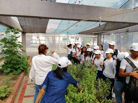 Colegios se suman a la semana de la sostenibilidad iberoaméricana