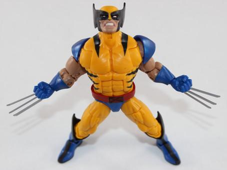Marvel Legends Apocalypse BAF: Wolverine (90s)