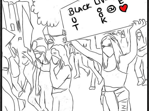 Black Lives Matter BUT LOOK @ ME!