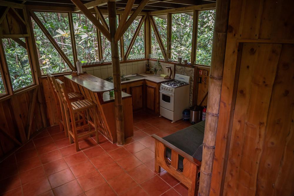 Home at Finca Bellavista