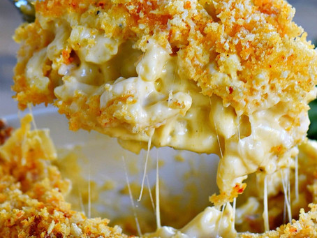The BEST Homemade Mac and Cheese ever....