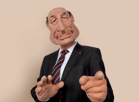 Le personnage Chirac