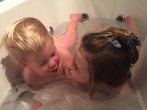 Bathtime Chaos