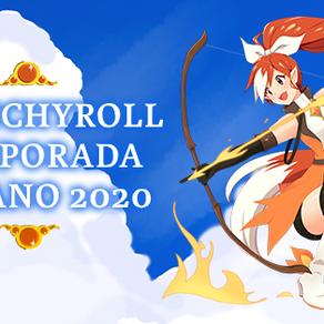 CRUNCHYROLL ALISTA ESTRENOS PARA ESTE VERANO 2020