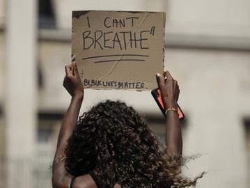 """""""Não consigo respirar"""": a democracia asfixiada"""